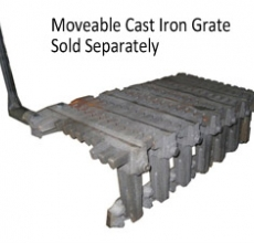 Movable Grate