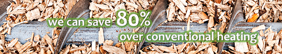 We can save 80% over conventional heating