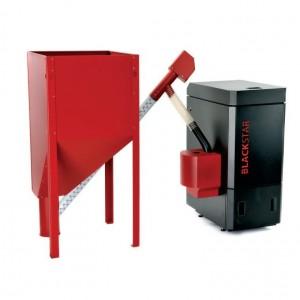 Blackstar Wood Pellet Boiler